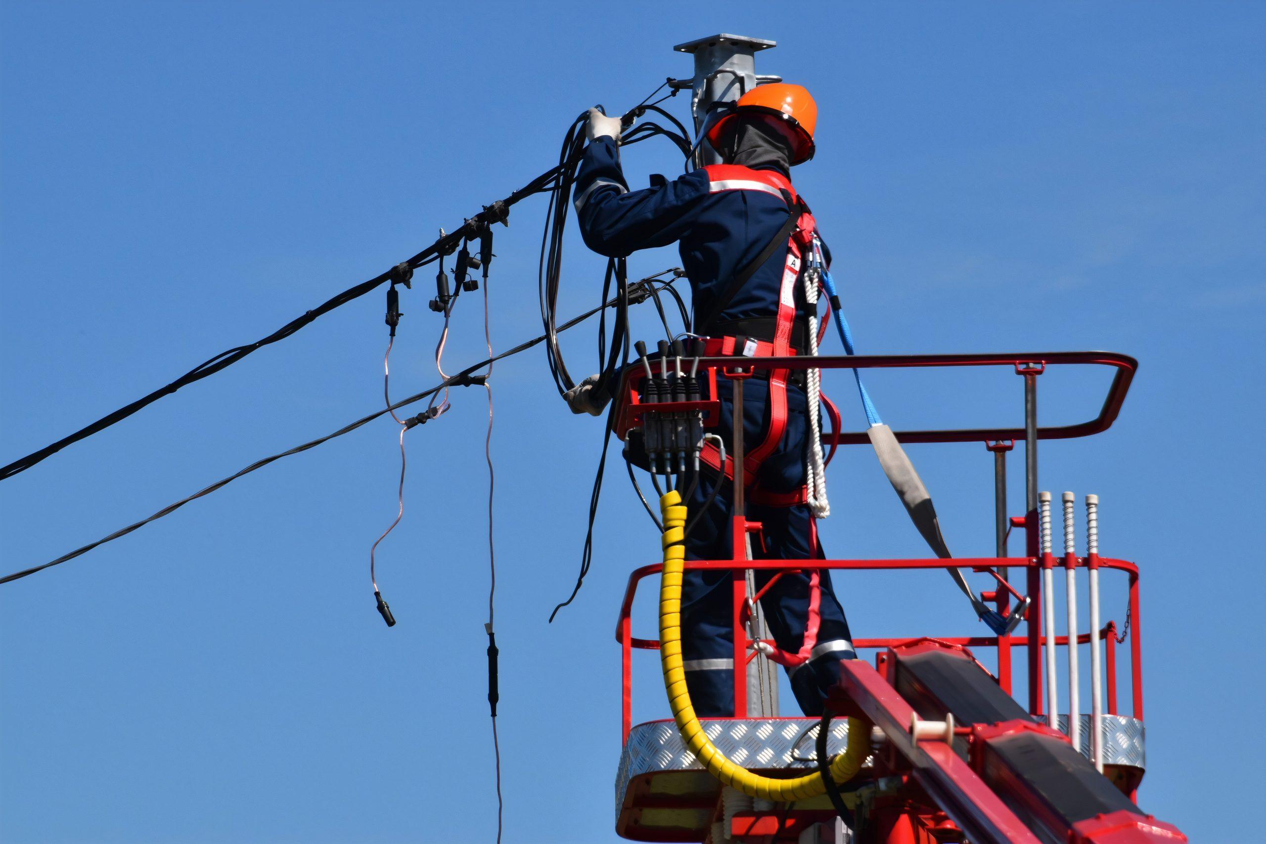 Infraestructuras eléctricas